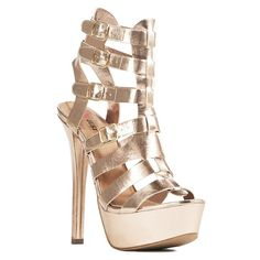 410018074 Justfab Heeled Sandals Aster featuring polyvore, women's fashion, shoes,  sandals, apparel &