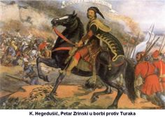 petar zrinski in fight against ottoman empire