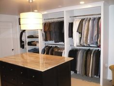for the love of a house: the new Master Closet!