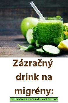 Zázračný drink na migrény: Nhl, Cantaloupe, Smoothie, Lime, Fruit, Food, Limes, Essen, Smoothies
