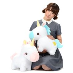 Cute Stuffed Animals, Dinosaur Stuffed Animal, Cute Animals, Pokemon Plush, Mode Shop, Cute Plush, Kawaii Shop, Anime Animals, Joy And Happiness