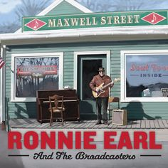 "Ronnie Earl ""Glimpses Of Serenity"""