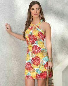 Vrstidos Simple Dresses, Cute Dresses, Casual Dresses, Short Dresses, Fashion Dresses, Summer Dresses, Summer Outfit, Girl Fashion, Womens Fashion