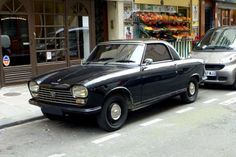 Peugeot 304 this looks pretty cool in black