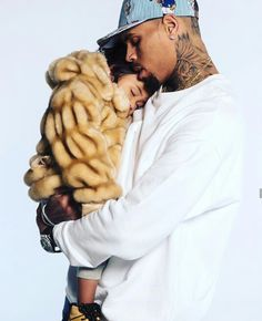 Chris Brown & Royalty