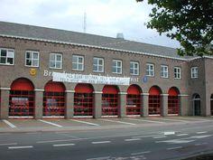 Edenstraat. Brandweer & Brandweer museum