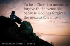 Forgive Forgive Forgive