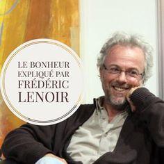 Je vous invite à découvrir cette vidéo où Frédéric Lenoir nous explique le bonheur en abordant les sujets du sens, du plaisir, de la spiritualité, de la religion, de la connaissance de soi,... Brillant ! https://youtu.be/iSXVElUkIrs Morceaux choisis