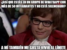 Lo peor de estar en grupos de Whatsapp        Gracias a http://www.cuantocabron.com/   Si quieres leer la noticia completa visita: http://www.estoy-aburrido.com/lo-peor-de-estar-en-grupos-de-whatsapp/