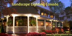 Creative Landscape Design with Landscape Lighting Canada  You can now install best landscape lighting in Calgary that helps to build your landscape beautiful. Lighting Doctor in the best landscape lighting provide in Canada we install creative lightings design for your landscape. For more info visit our website:- http://lightingdoctor.ca/ #landscapelightingcanada #calgary #canada #lightingdoctor
