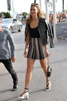 Sunshine Karlie Kloss : Photo