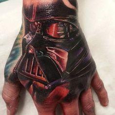 Wicked Vader Tatt by Bumer Joyce