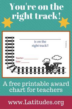 58 best award certificates for kids images on pinterest award