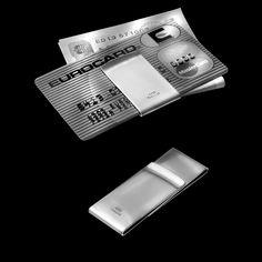 """Cardholder. """"Gentleman"""" - Accessories by www.baehring.se / www.baehring.dk"""