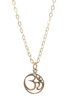 Ohm Necklace by Jami Rodriguez on @HauteLook