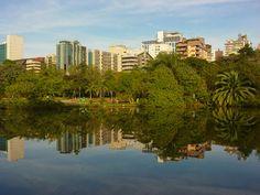 Parque Farroupilha - Porto Alegre RS Brazil