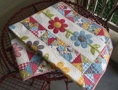 Image result for applique quilts