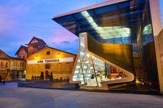 Viña Tondonia (Haro, La Rioja) Zaha Hadid