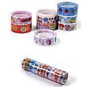 Söpö sarjakuva Pattern 5 * 5 * 1,5 Plastic Ta... – EUR € 2.66