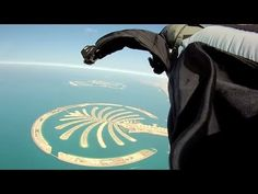 Wingsuit Flying, Base Jumping, Skydiving, Life Goals, Dubai, Wall Street, Amazing Things, World, Nerdy