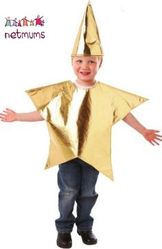 It's that time of year again, when the annual Nativity play is looming, and you have to find your child a costume.No time to make one yourself?We've rounded up the best, whether your child is a shepherd, star or even one of the animals!
