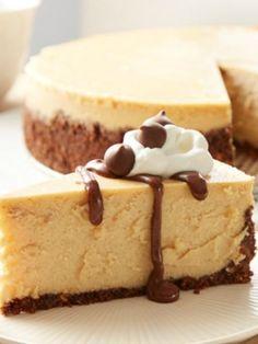 REESE€™S Chocolate Peanut Butter Cheesecake Recipe