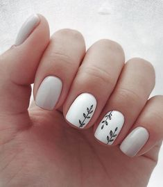 100 Trendy Stunning Manicure Ideas For Short Acrylic Nails Design - Page . - 100 Trendy Stunning Manicure Ideas for Short Acrylic Nails Design – Page 82 of 101 – 100 Trendy - Square Nail Designs, Cute Nail Art Designs, Short Nail Designs, Gel Nail Designs, Nails Design, Nail Designs Spring, Nail Design For Short Nails, Acrylic Nail Designs For Summer, Latest Nail Designs