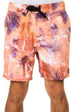 The Palmy Boardshorts in Orange by Tavik use rep code: OLIVE for 20% off! 10% off for life!