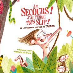 Tarzan, French Kids, Album Jeunesse, Slip, Children, Books, Prints, Amazon Fr, Lectures