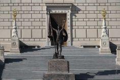 Indiana World War Memorial | Walker & Weeks, architects, Indianapolis, Indiana, 1925