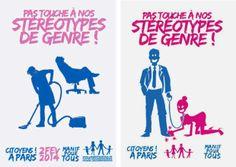 Affiches Manif Pour Tous : À peine dévoilées et déjà parodiées !