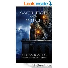 The 9th book from the Savannah Coven series by Suza Kates