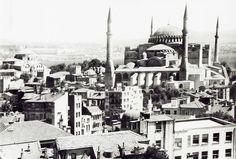 1956 Yılında Ayasofya ve Çevresi http://ift.tt/2v7JJN1