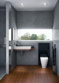 diseño baño ventana - Buscar con Google