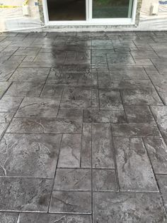 How to Seal Stamped Concrete Patio . How to Seal Stamped Concrete Patio . 11 Genius Ideas How to Make Concrete Patio Ideas for Small