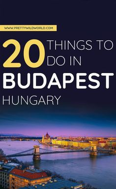 Top Tourist Attractions and Best Things to do in Budapest (Hungary) Europe Travel Guide, Travel Guides, Travel Destinations, Travelling Europe, Budapest Tourist Attractions, Cool Places To Visit, Places To Go, Hungary Travel, Budapest Hungary