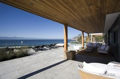 SAOTA – Stefan Antoni Olmesdahl Truen Architects designed the Plett 6541+2 House in Plettenberg Bay, South Africa.