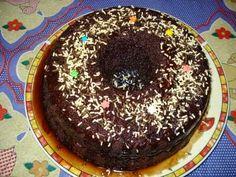 JORNAL O RESUMO - DOMINGO É DA FAMÍLIA Dia dos Pais merece uma sobremesa ou um lanche especial neste domingo. Então que tal fazer um bolo de microondas em 15 min? Veja como. RECEITAS DA VOVÓ: Bolo rápido de Microondas