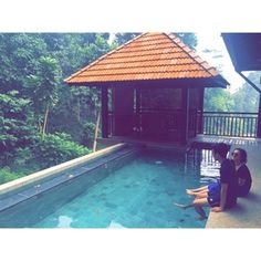 Jane & Tarzan A luxury tree house meant for couples. Luxury Tree Houses, Tarzan And Jane, Plunge Pool, Walk Out, Villa, Cozy, Romantic, Bedroom, Couples