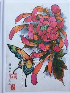 I incredibly am into the tones, outlines, and depth. This is an exceptional concept if you would like a Japan Tattoo Design, Lotus Tattoo Design, Flower Tattoo Designs, Flower Tattoos, Japanese Flower Tattoo, Japanese Tattoo Designs, Japanese Flowers, Japanese Tattoos, Crysanthemum Tattoo