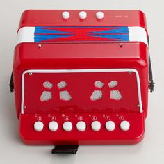 Cost Plus World Market Kids Accordion Presents For Kids, Gifts For Kids, Retro Toys, Vintage Toys, School Gifts, World Market, Kids Corner, Classic Toys, Cool Toys
