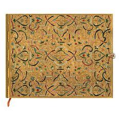 Libro de Visitas Incrustaciones deOro-Liso Paperblanks 31.85