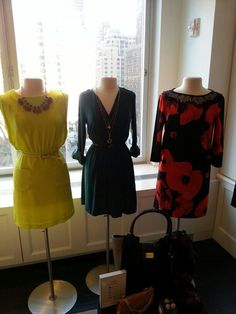 """""""A little fashion preview from @mark. girl basically I want all of these dresses #MarkFall"""" -@ LeAuraLuciano Twitter"""