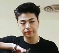 That looks straight scary, Junhoe... Then again, I make that face sometimes