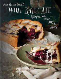 A copy of What Katie Ate by Katie Quinn Davies could be yours if you enter our cookbook giveaway. Beaux Desserts, Just Desserts, Dessert Recipes, Irish Lamb Stew, What Katie Ate, Cupcakes, Sweet Pie, Food Photography, Learn Photography