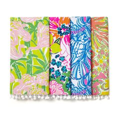 Lilly Pulitzer For a Target Napkin Set