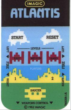 Atlantis Overlay