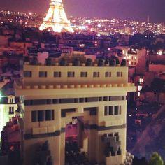 «Arc de Triomphe, Paris. #arcdetriomphe #paris #france #nanoblock #lego #hobby»