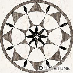 Water Jet Medallion - DHY stone,granite and marble supplier,china stone factory,stone mosaic tile,granite slab,marble countertop,stone floor tile,water jet medallion,stone fireplace,stone landscape,china masonry work,china granite quarry owner - Part 11 Foyer Flooring, Granite Flooring, Stone Flooring, Granite Slab, Stone Mosaic Tile, Mosaic Art, Mosaic Tiles, Tiling, Floor Patterns
