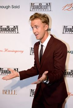 Tom Felton - Fox Searchlight TIFF Party - Arrivals - 2013 Toronto International Film Festival